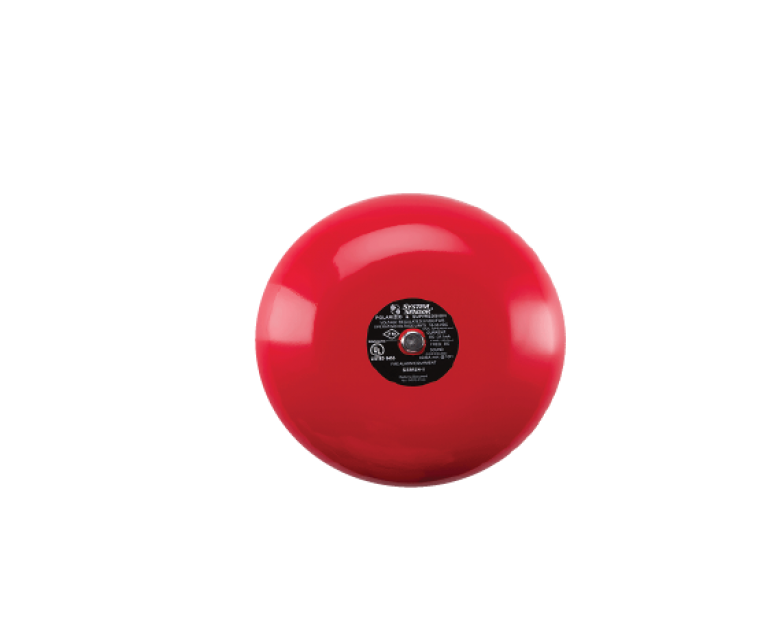 6 and 8 Inch Alarm Bell