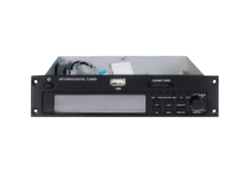 Plug-in-Audio Source   CD/Tuner/MP3/USB/SD Module