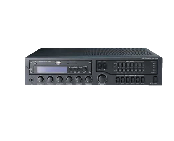 120W/240W/300W    Mixer Amplifier with Zone     (Selector/CD/Tuner)