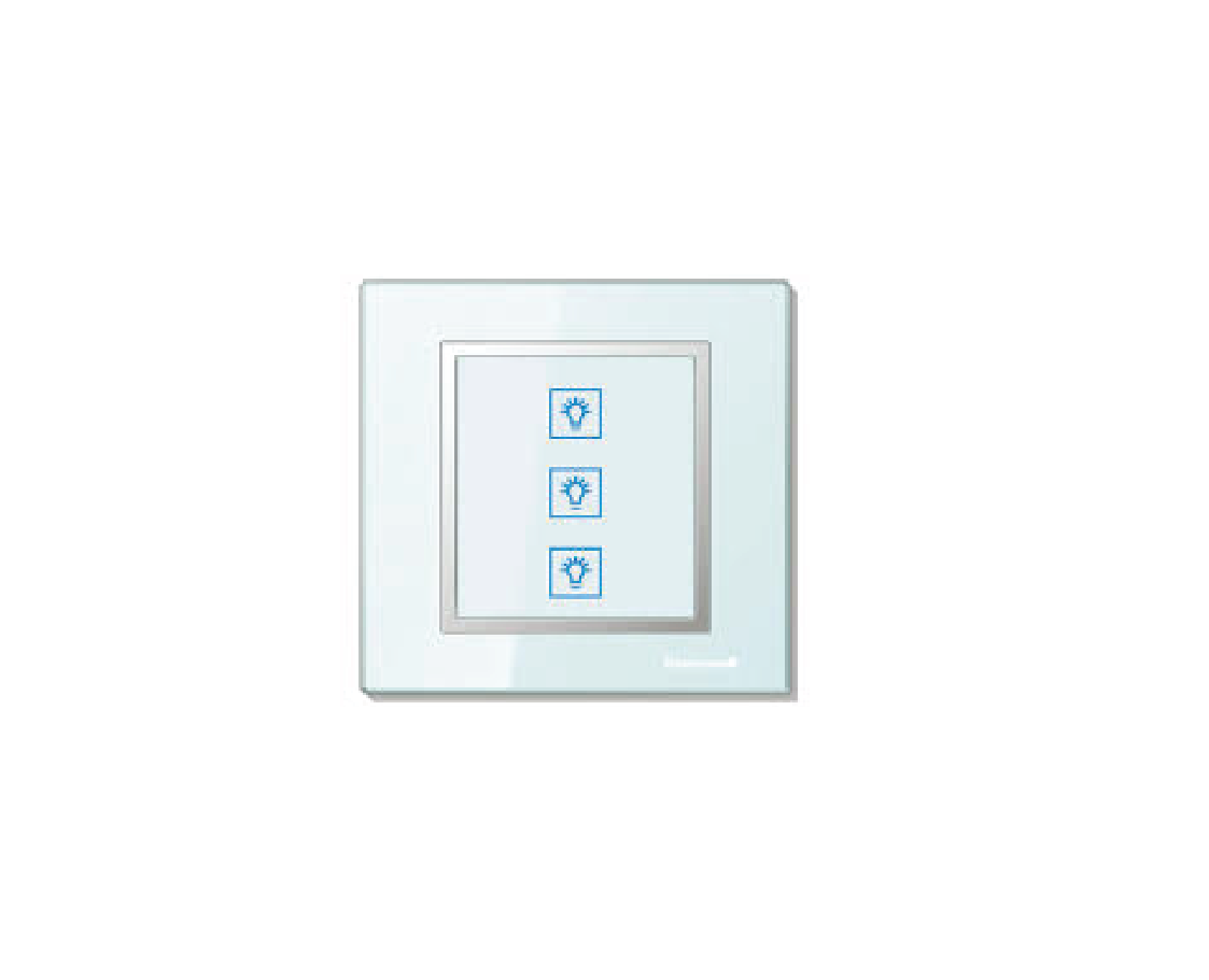 HRMS-2113D (Lighting Switch – Three Line)