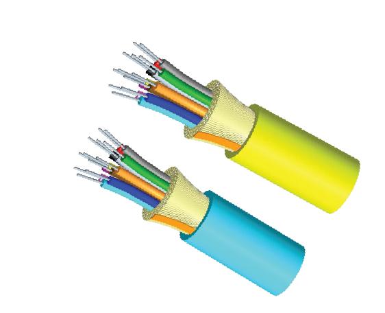 INDOOR FIBER OPTIC CABLE