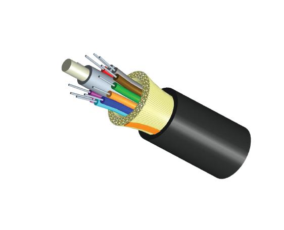 INDOOR/ OUTDOOR  FIBER OPTIC CABLE