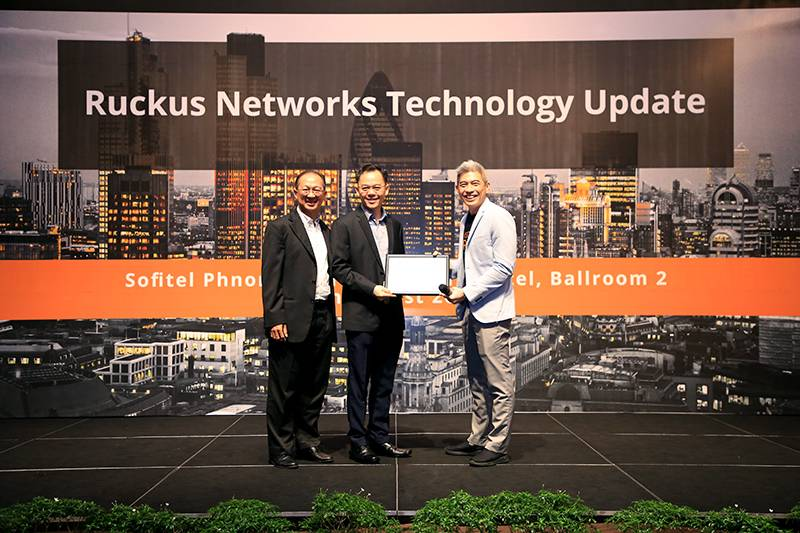 Ruckus Networks Technology Update