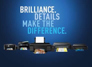Epson InkTank System Printer