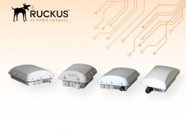 RUCKUS OUTDOOR ACCESS POINT