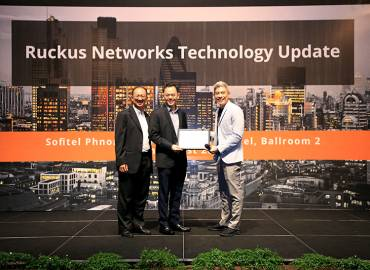 Ruckus Networks Technology Update